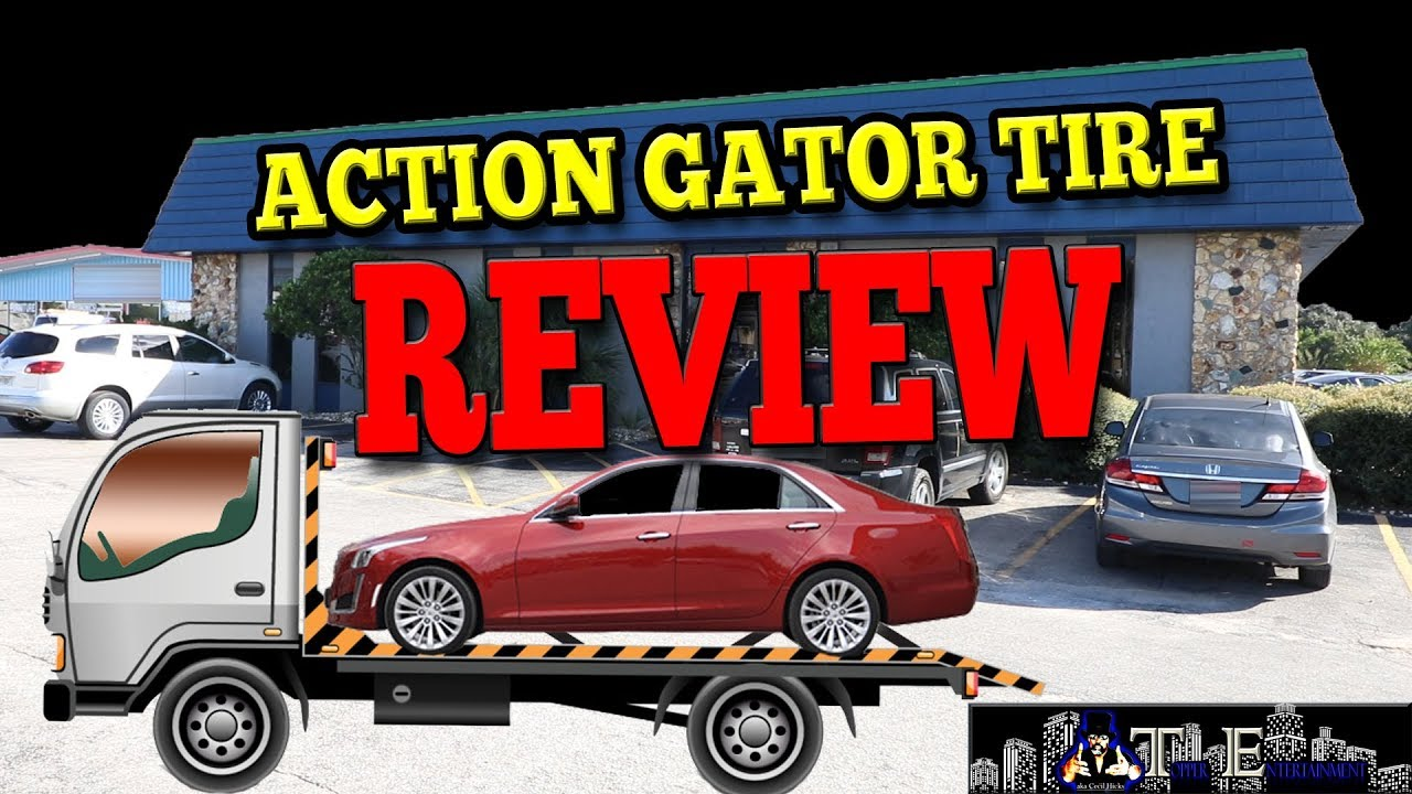 Action Gator Tire Review Topper Entertainment Youtube