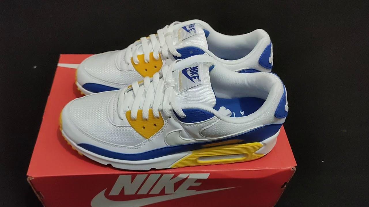 Quick Look : Nike Air Max 90 Knicks