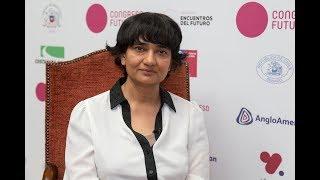 Rita Singh y la tecnología aplicada al reconocimiento de voz