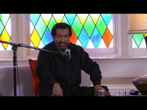 2013 Baton Rouge Blues Festival: Backstage at the Blues Fest interview with Bobby Rush
