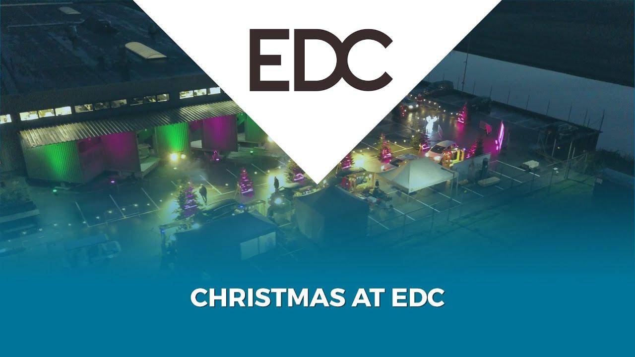 Magical Christmas Moments at the EDC Drivethru