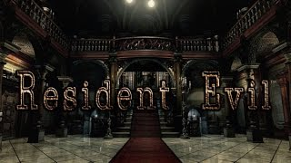 Resident Evil: Hd Remaster - Survival Mode - Piano Puzzle, Grandfather Clock Puzzle, Shield Key