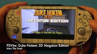 PSVita: Duke Nukem 3D Megaton Edition Hands On