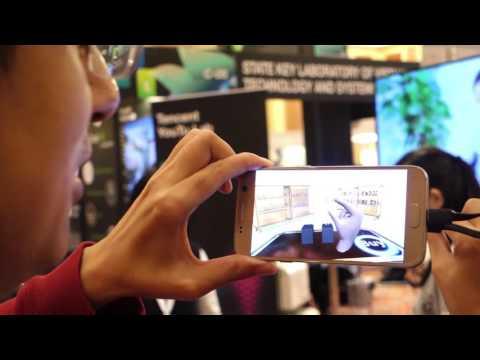 Siggraph Asia 2016 (Macau) - uSens