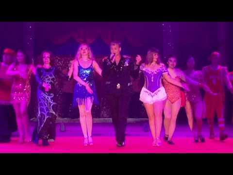 Roman Peters im Circus Go, MEIN LEBEN ( My Way)