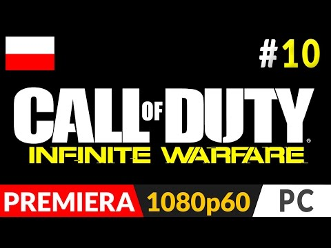 Call of Duty: Infinite Warfare PL odc.10 (#10) - Olympus Mons | COD: IW gameplay pl