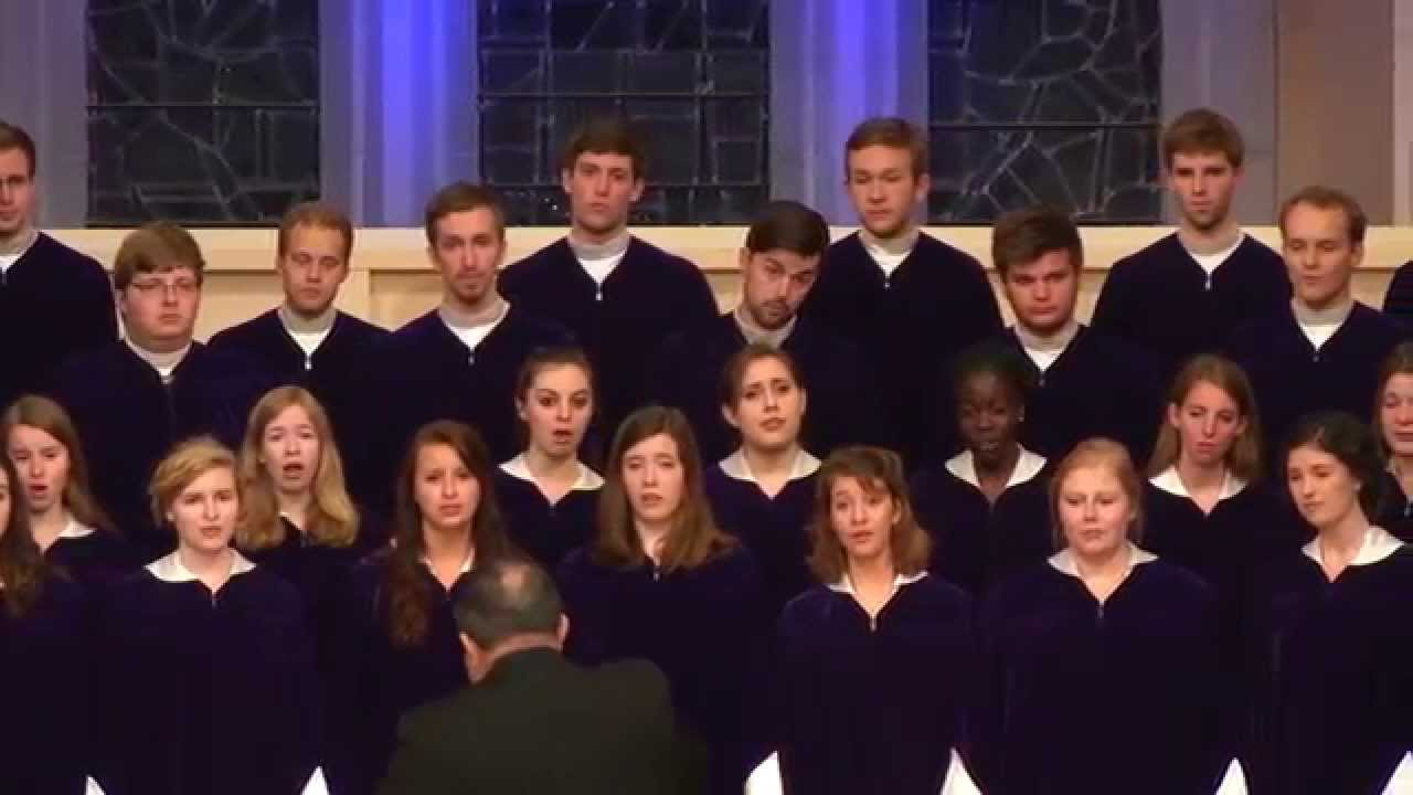 "St. Olaf Choir - ""Flight Song"" - Kim André Arnesen"