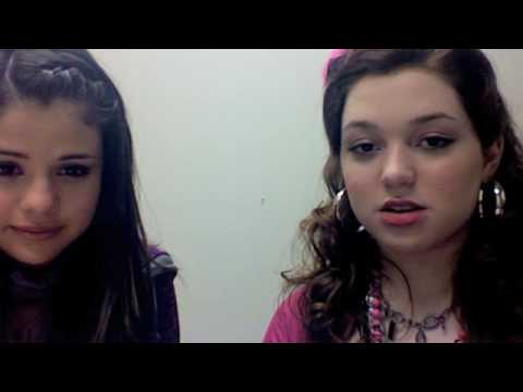 Lunch Break with Jennifer Stone and Selena Gomez