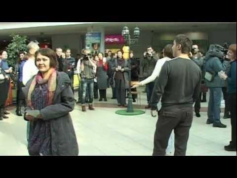 Opera Flash Mob, Perm Opera and Ballet Theatre / Оперный флешмоб, Пермь