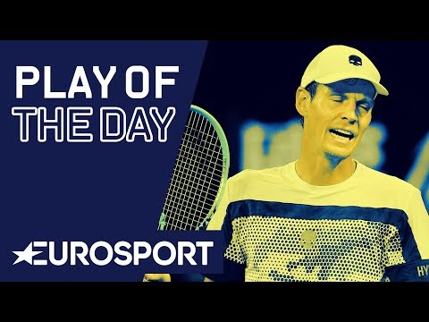 Berdych Is FURIOUS With the Shot Clock | Australian Open 2019 | Play of the Day | Eurosport