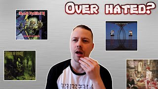 Hated Metal Albums That I love!