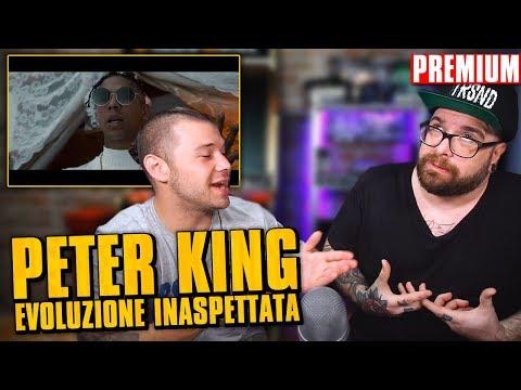 Te Soñè - PeterKing  * REACTION * Arcade Boyz 2019