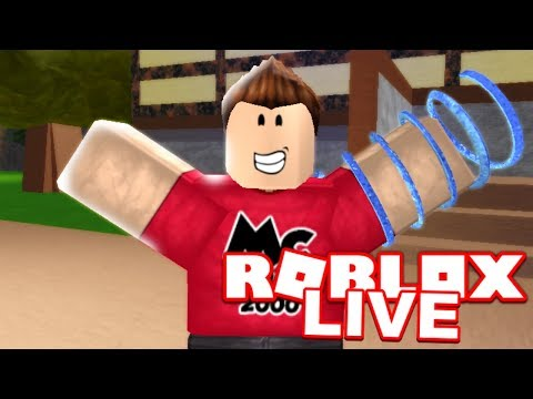 🔴ROBLOX LIVE STREAM! WITH FANS! ROAD TO 20K SUBS!🔴