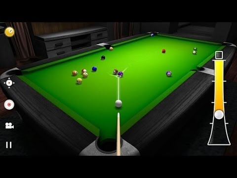 Best Pool Game For Android Ios Real Pool 3d Youtube