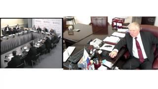 Заседание комитета  по стандартизации ПК-125(Описание: 1. Мероприятия ПК 125/ТК 22 «Взаимосвязь оборудования для информационных технологий» и подготовка..., 2017-02-21T17:02:45.000Z)