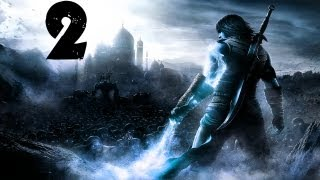 Prince of Persia: The Forgotten Sands - Walkthrough Part 2 - The Palace Courtyard/The Treasure Vault
