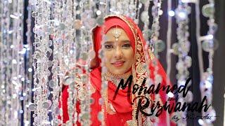 MALAYSIA INDIAN MUSLIM WEDDING : Mohamed+Rizwanah // Full Event Video by NEXT ART - TERENGGANU