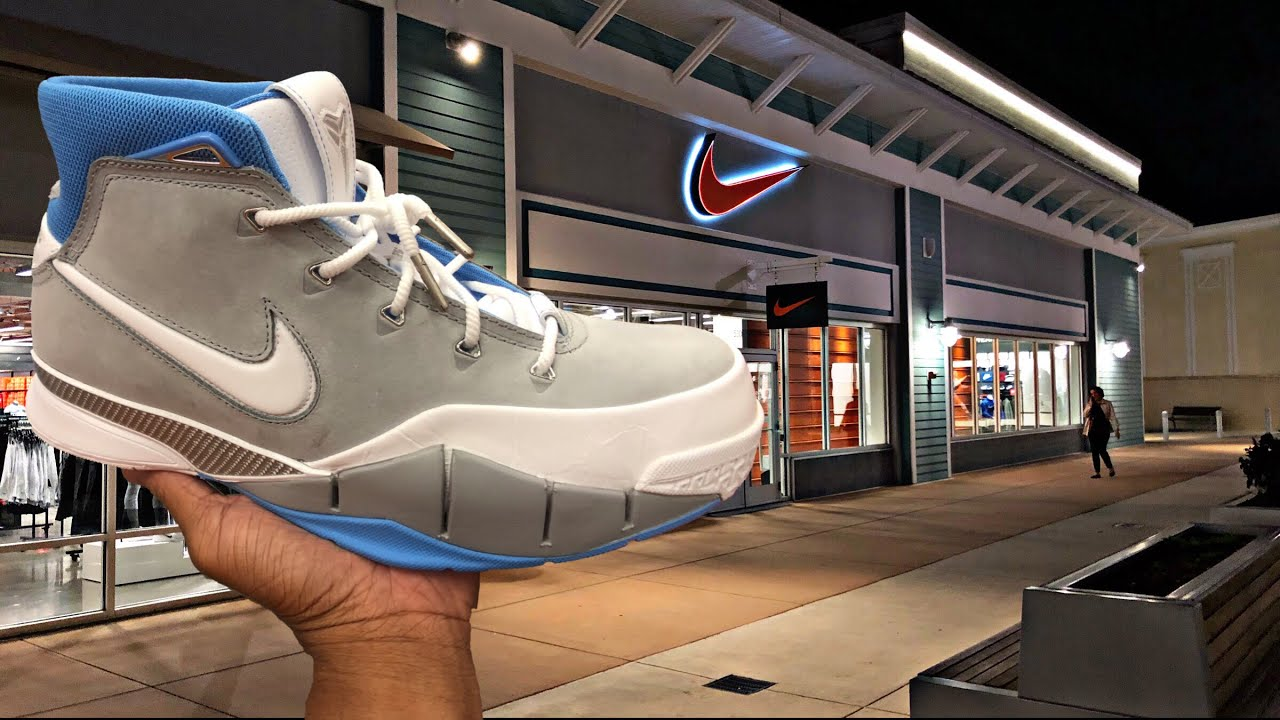 d7fa8246ab Nike Outlet Shopping in Tampa | Would you buy these?! - YouTube