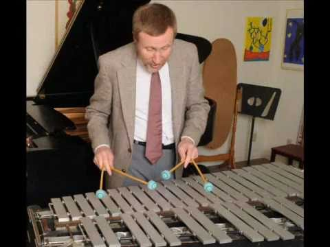 Hallelujah Performened by Ted Wolff on Solo Vibraphone