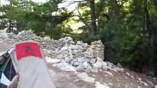 Wild Camping in Turkey