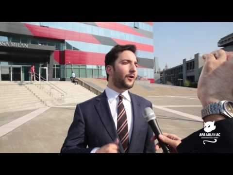 Edoardo Barone (pres. APA Milan) ci racconta l'Assemblea post Closing