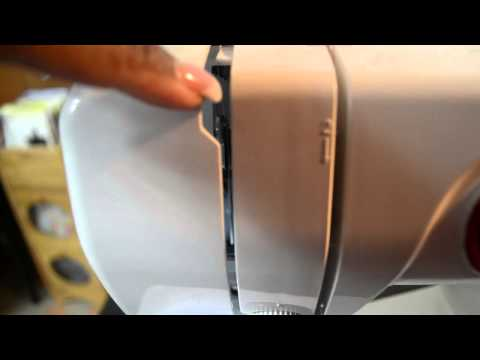 How To Thread Brother Jx2517 Sewing Machine
