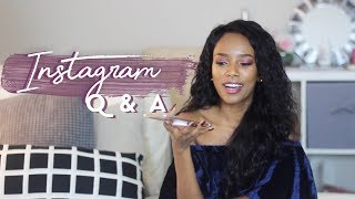 Instagram Q&A | Leaving the US? Staying Motivated, Marriage? and more