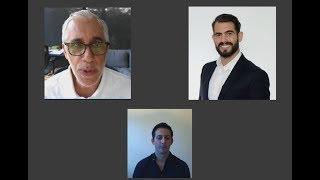 What's On Your Mind? #WOYM Ep3  David Perlin & Hichem Djouhri