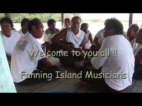 Welcome to you all!  Fanning Island