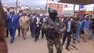 THE 6PM NEWS (Anglophone crisis: Dion NGUTE call for dialogue) FRIDAY 10th MAY 2019 - EQUINOXE TV