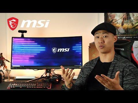 MPG341CQR – Ultrawide Gaming Madness   Gaming Monitor   MSI