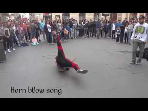 Horn blow cover song badal