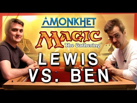 LEWIS vs BEN | Magic: The Gathering