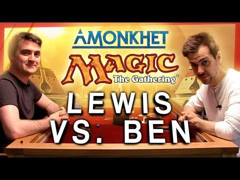 LEWIS vs BEN | Magic: The Gathering