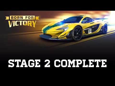 Real Racing 3 Born For Victory Stage 2 Upgrades 0000000 With Bot Management RR3