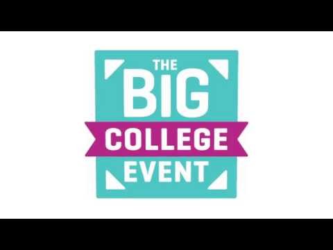 What is The Big College Event?