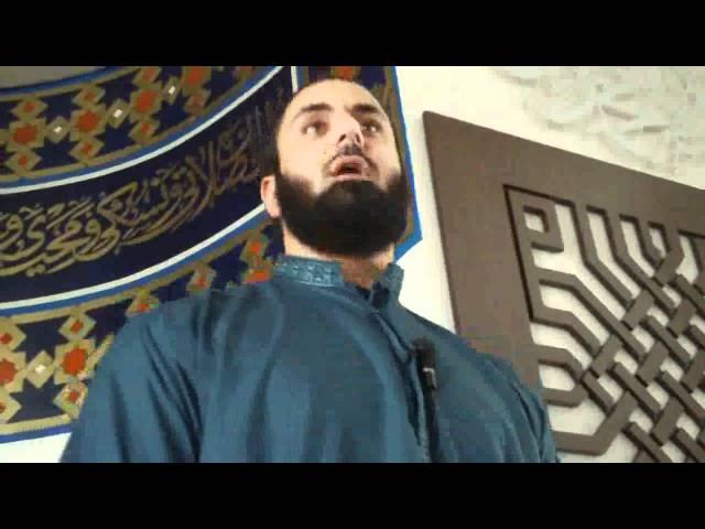 Hamza Tzortzis - Jumuah: Da'wah (Calling others to Allah)