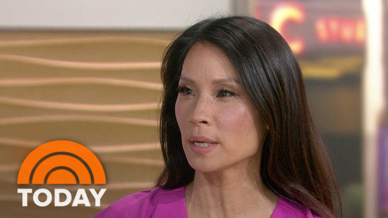Lucy Liu: 'Every Day Is Just A Miracle' With New Baby Rockwell | TODAY - YouTube