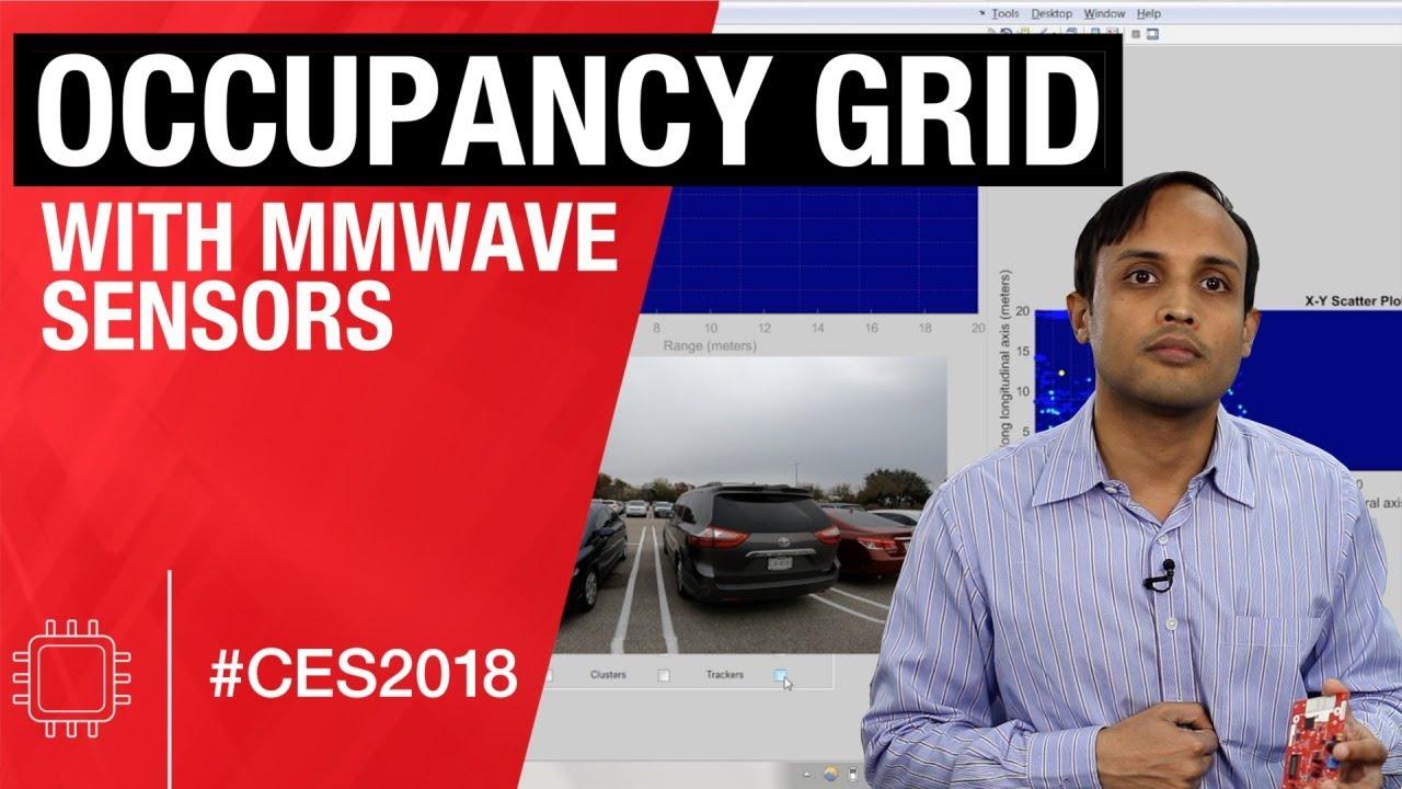 Automotive occupancy grid using TI's single-chip mmWave sensor