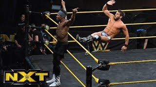 Johnny Gargano vs. Velveteen Dream: WWE NXT, Jan. 24, 2018