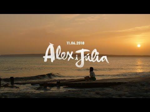 [TRÀILER] Àlex i Júlia amb Michelle Jenner, Oriol Pla i Dani de la Torre. Estrella Damm 2018
