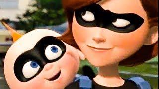 Incredibles 2 'New Job' Trailer (2018) Disney HD