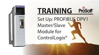 Set Up: PROFIBUS DPV1 Master/Slave Module for ControlLogix®
