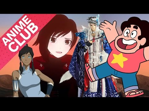 Not Quite Anime - IGN Anime Club Episode 61