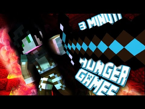 VINCERE UN HG IN MENO DI 3 MINUTI - Minecraft ITA - HUNGER GAMES w/ TearlessRaptor