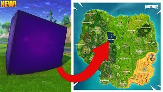 THE CUBE IS MOVING... RIP LOOT LAKE?! // New Fortnite Update // Fortnite Battle Royale Gameplay