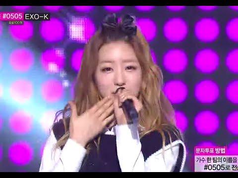 [Goodbye Stage] A-Pink - Mr.Chu, 에이핑크 - 미스터 추, Show Music core 20140524