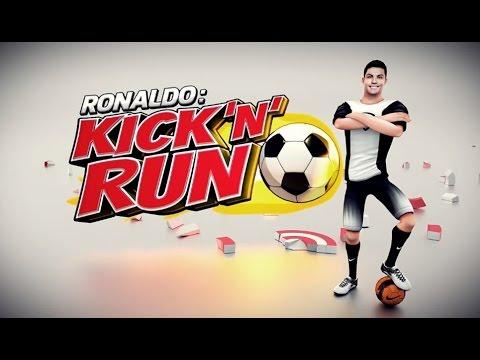 Cristiano Ronaldo Kick'n'Run - Android Gameplay HD