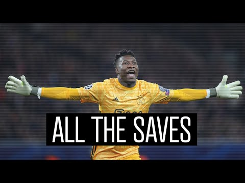 ALL THE SAVES - Andre Onana in 2019   Unbelievable Saves & Reflexes