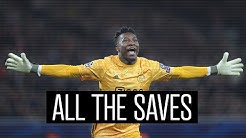 ALL THE SAVES - Andre Onana in 2019 | Unbelievable Saves & Reflexes